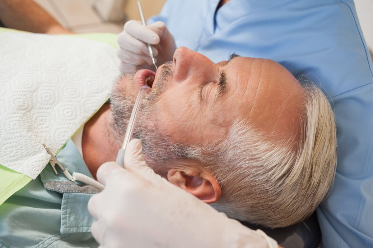 Sedation dentist in Prince George